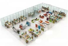 办公家具的设计搭配技巧