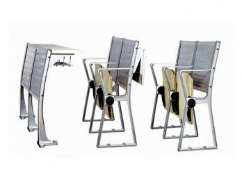 折叠课桌椅ZG-ZDKZ-016