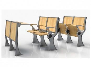 折叠课桌椅ZG-ZDKZ-014