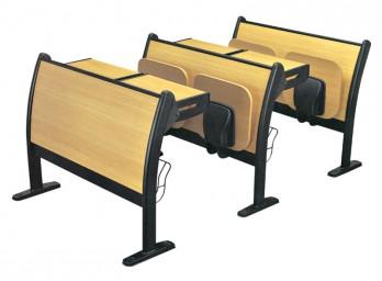 折叠课桌椅ZG-ZDKZ-011
