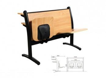 折叠课桌椅ZG-ZDKZ-001