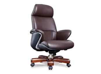 现代老板椅ZG-XDLBY-001
