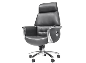 现代老板椅ZG-XDLBY-002
