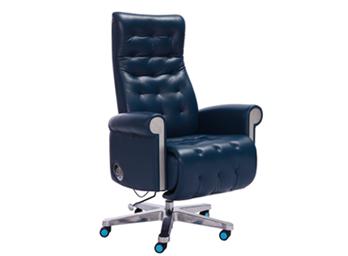 现代老板椅ZG-XDLBY-019