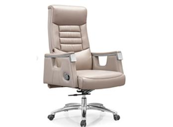 现代老板椅ZG-XDLBY-013