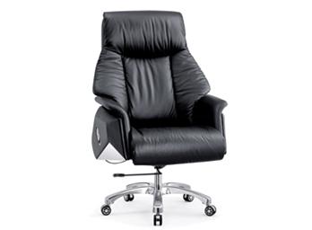 现代老板椅ZG-XDLBY-012