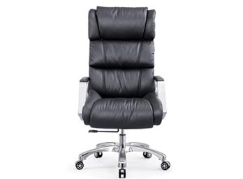 现代老板椅ZG-XDLBY-011