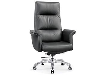现代老板椅ZG-XDLBY-010