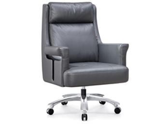 现代老板椅ZG-XDLBY-009
