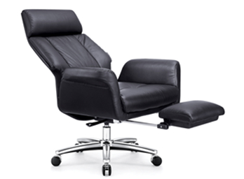 现代老板椅ZG-XDLBY-005