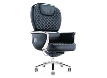 现代老板椅ZG-XDLBY-004