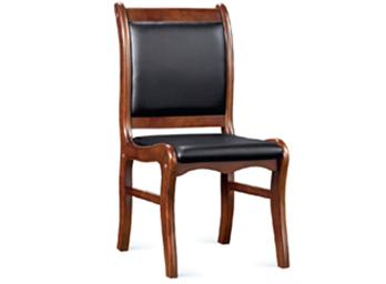 实木会议椅ZG-SMY-005