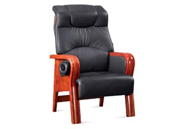 实木会议椅ZG-SMY-006