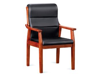 实木会议椅ZG-SMY-007