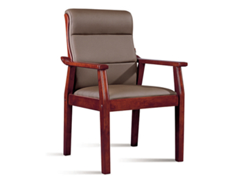 实木会议椅ZG-SMY-008