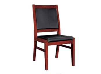实木会议椅ZG-SMY-009