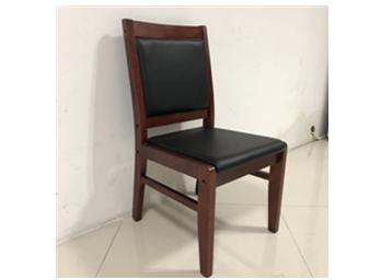实木会议椅ZG-SMY-010