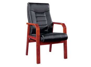 实木会议椅ZG-SMY-012