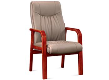 实木会议椅ZG-SMY-014