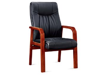实木会议椅ZG-SMY-015