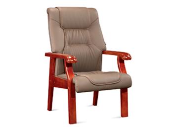 实木会议椅ZG-SMY-016