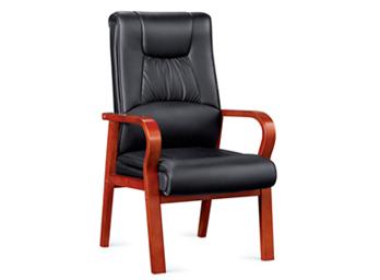 实木会议椅ZG-SMY-018