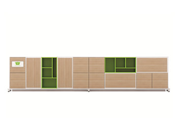 板式文件柜ZG-BSG-018