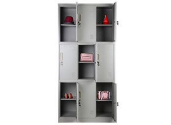 钢制更衣柜ZG-HBS-008
