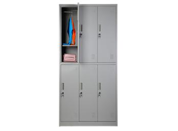 钢制更衣柜ZG-HBS-005