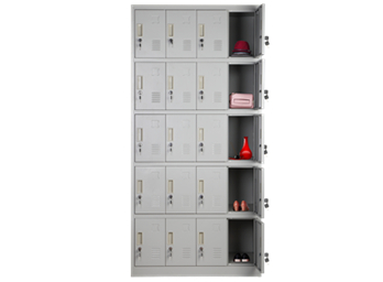 钢制更衣柜ZG-HBS-007