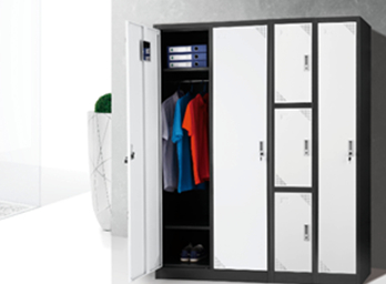 厚板更衣柜ZG-08