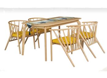 洽谈桌椅ZG-QTY-017