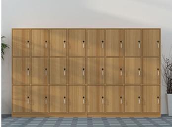 板式定制更衣柜ZG-DZG-003